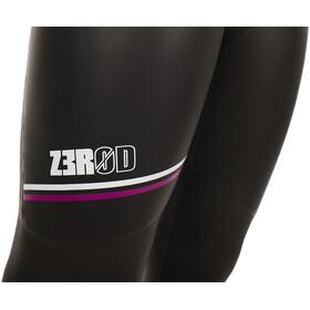 Z3R0D Atlante Traje Triatlón Mujer, black/fuchsia